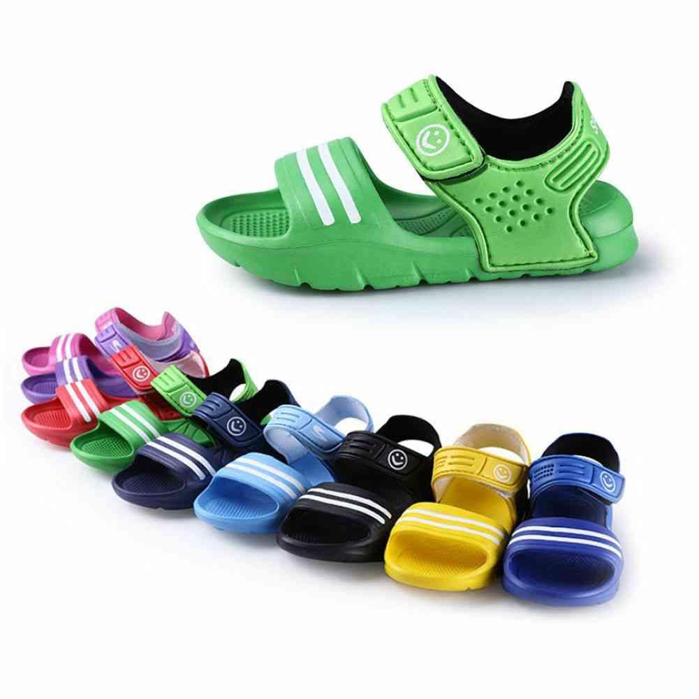 Casual Summer Beach Flat Sandals For Kids