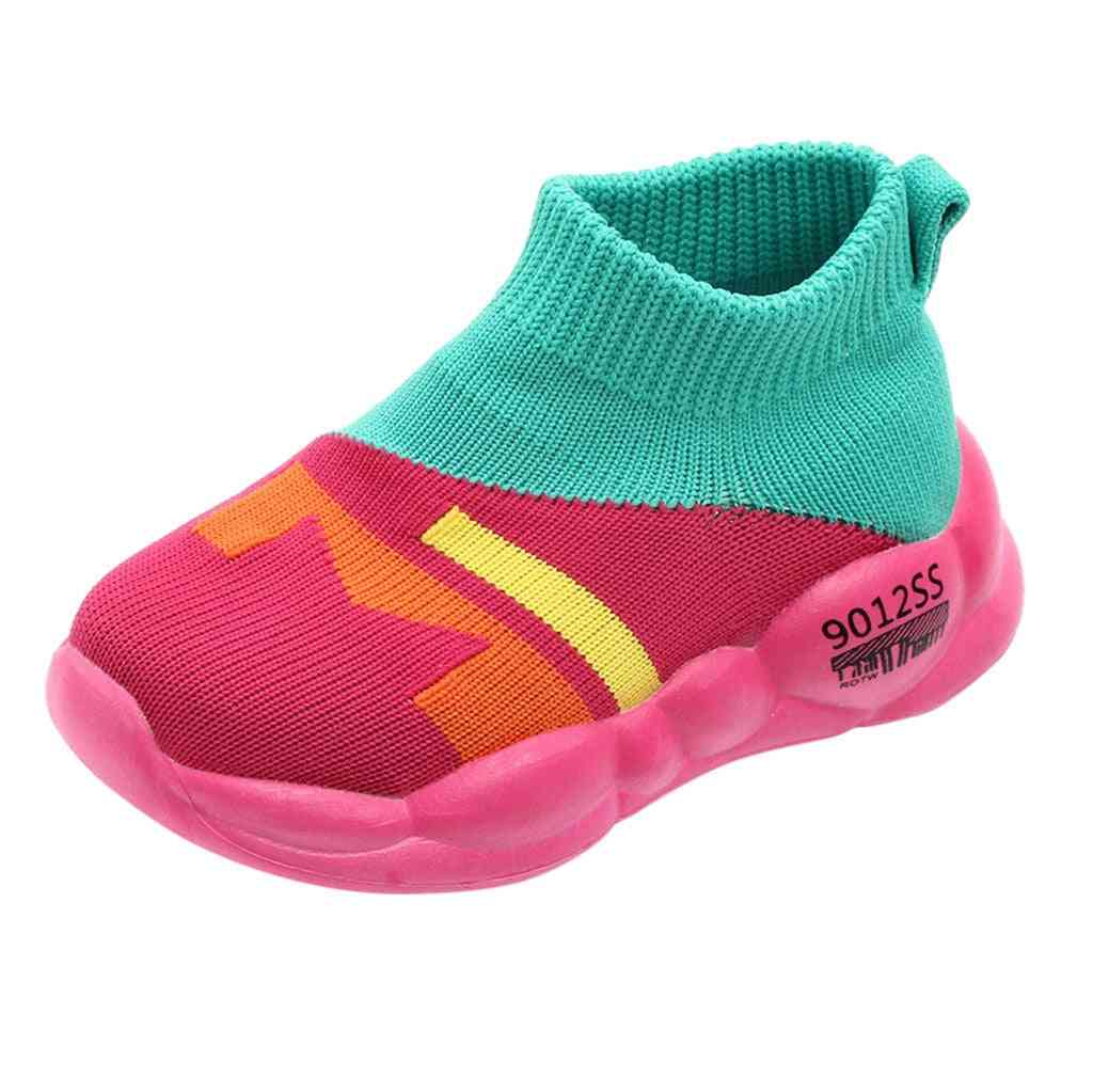 Soft Sole Sport Shoes- Anti-slip Baby Sneakers
