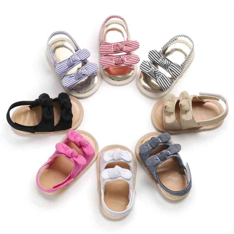 Baby Girl Sandals-party Princess Summer Beach Shoes