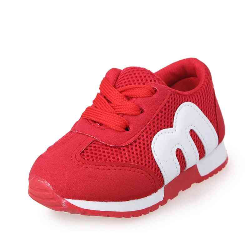 Breathable And Mesh Sports Shoes For Kids