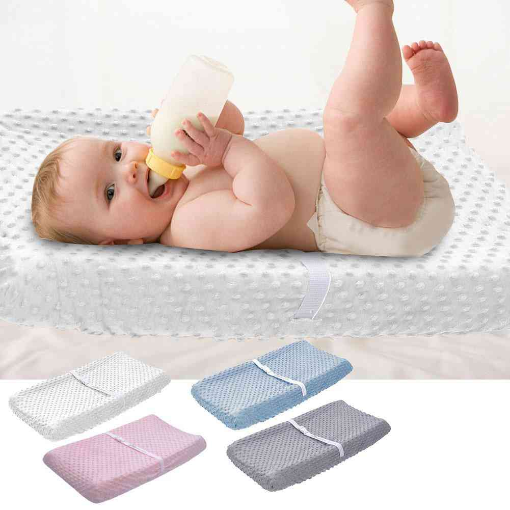 Ecologic Polyester, Fiber  Baby Nappy Changing Mattress Cover