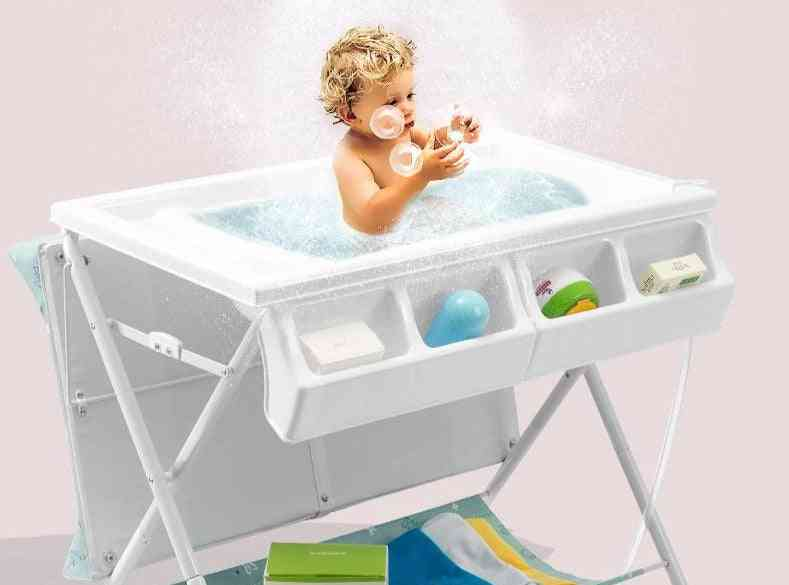 2 In 1 Baby Diaper Changing And Massage Table