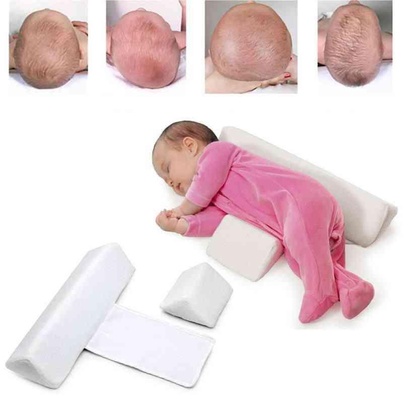 Newborn Baby Head Shaping,anti-rollover  Sleeping Pillow (0-6 Months)