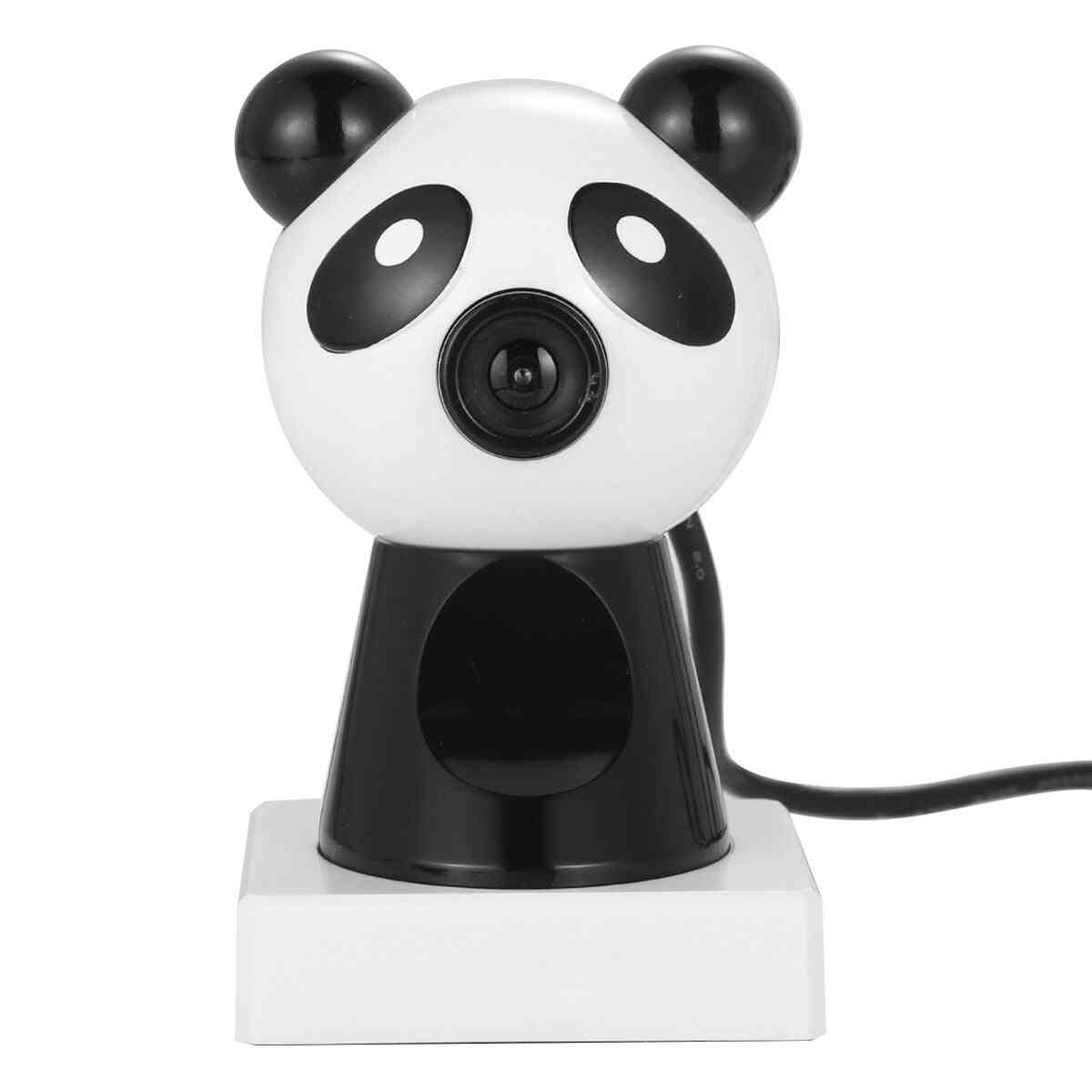 Hd 480p, Usb Video Recording- Web Camera With Speaker For Computer