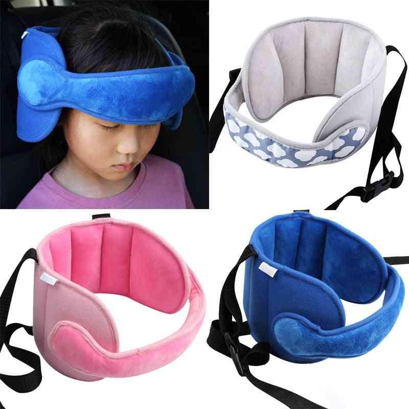 Adjustable Car Seat Head Support, Sleeping Belt
