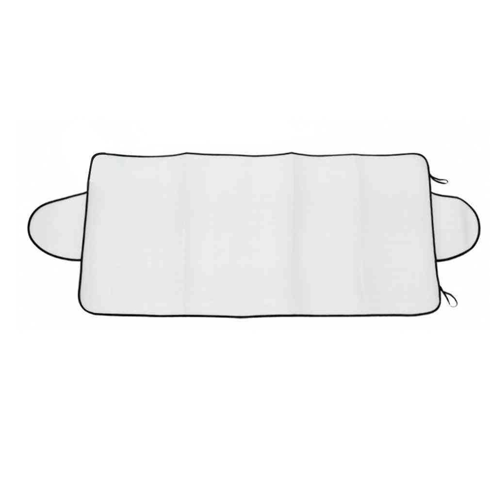 Multipurpose Car Auto Windshield Cover,  Anti Shade Protecter