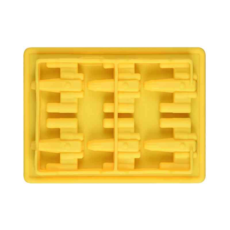 Ice Cube Mold Cake Decorating Moulds Silicone Molds