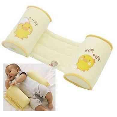 Comfortable, Anti Roll Pillow For Safe Sleep