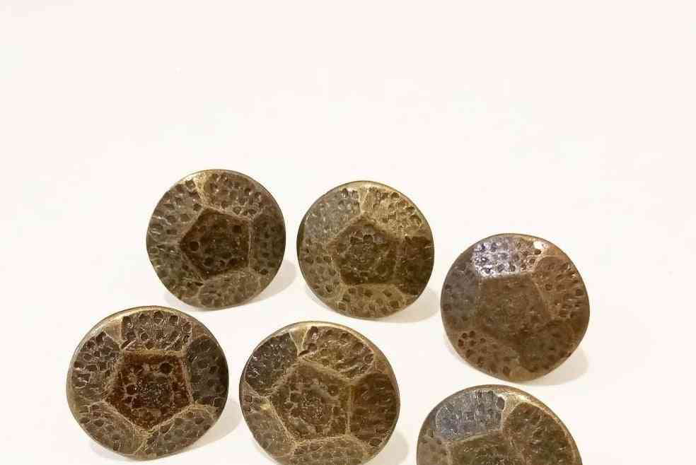 Antique Bronze, Decorative Upholstery, Tacks Stud