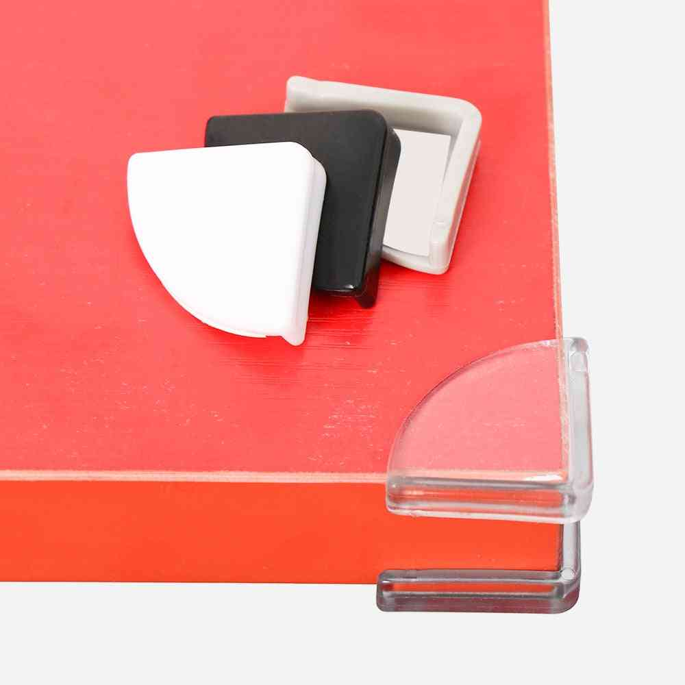 Baby Table Desk Corner Safe Soft Silicone Edge Guards For Baby Protection