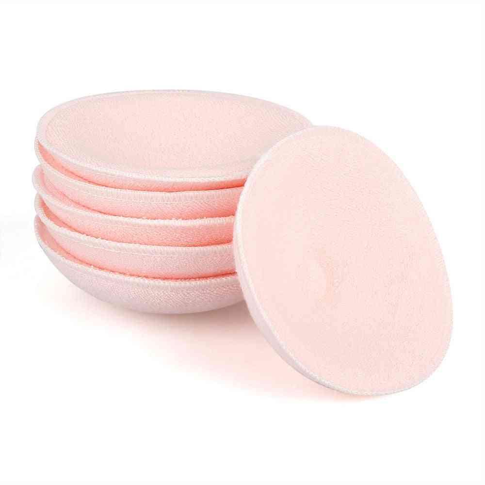 6pcs Washable Soft Cotton Breast Pads