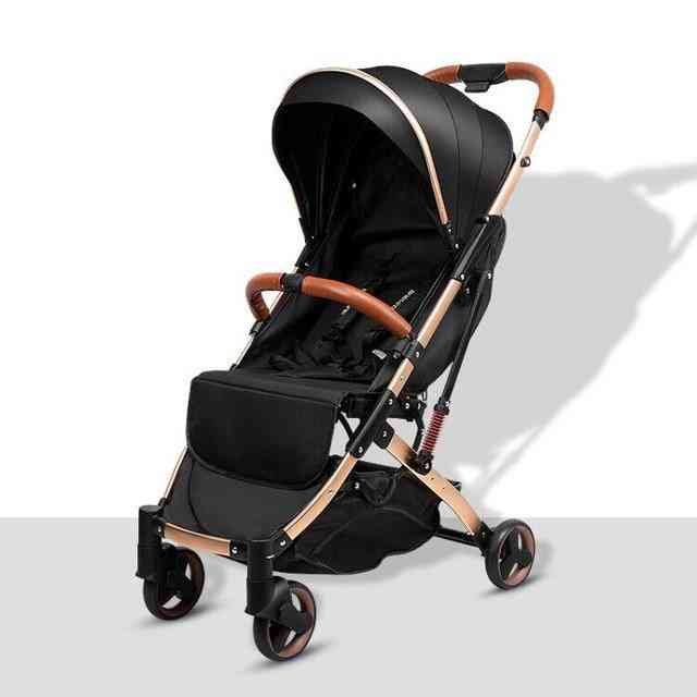 Baby Ultra Light Folding Stroller -can Sit Or Lie