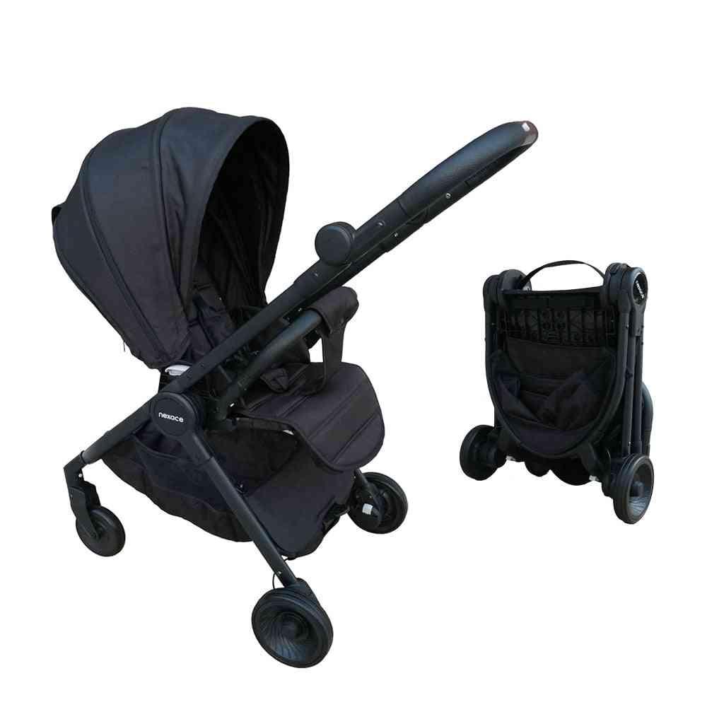 Baby Stroller, Travel Portable - Parent Facing Pushchair