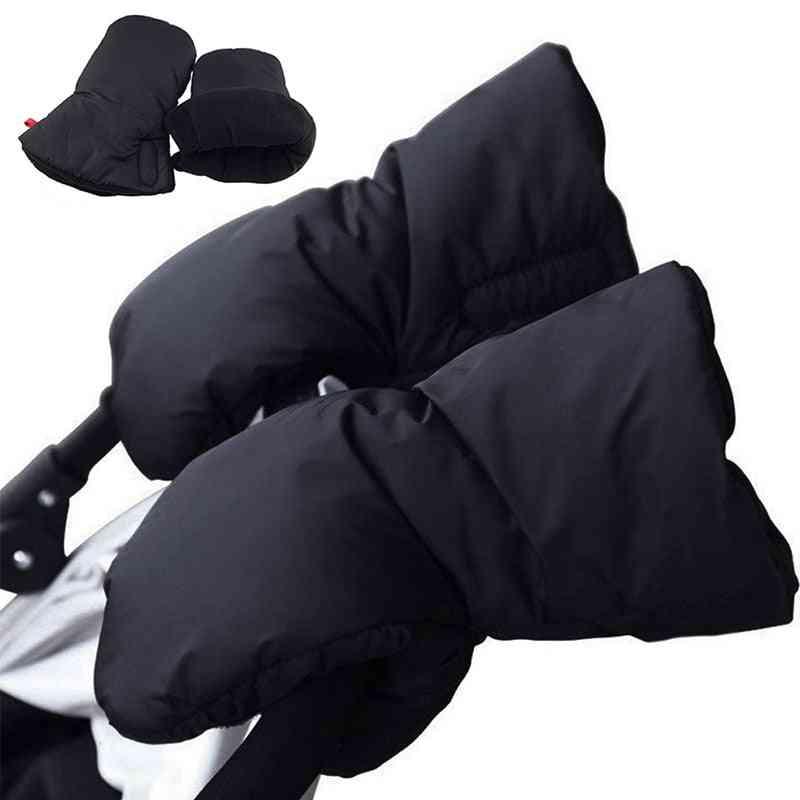 Waterproof  Warm Baby Stroller Gloves-autumn/winter Accessories