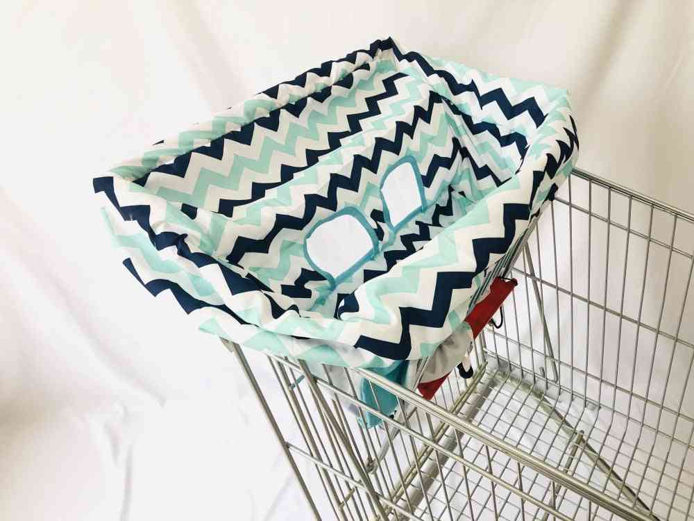 Portable Shopping Cart Cover For Babies