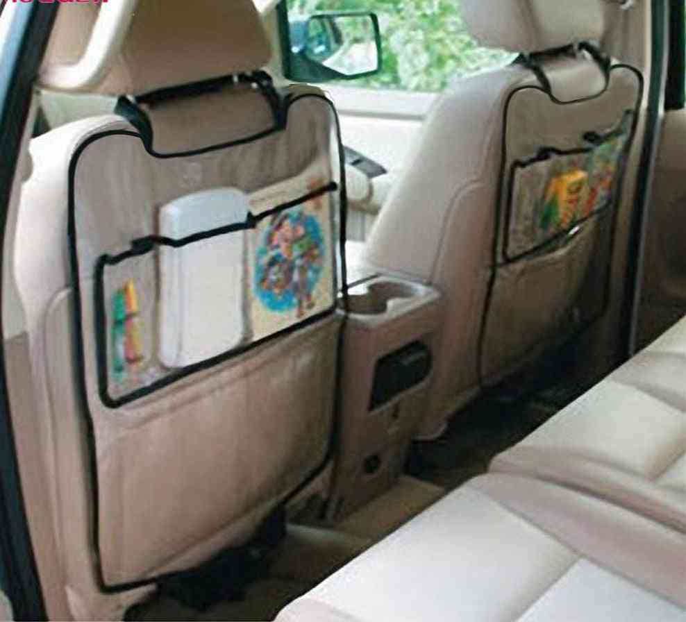 Universal 1pc Car Auto Seat, Back Protector Cover