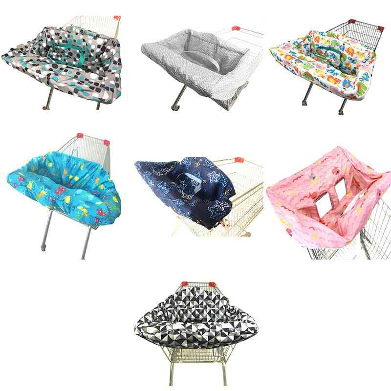 Shopping Cart Cover, Protection Baby Kid Dining Chair Seat/bag