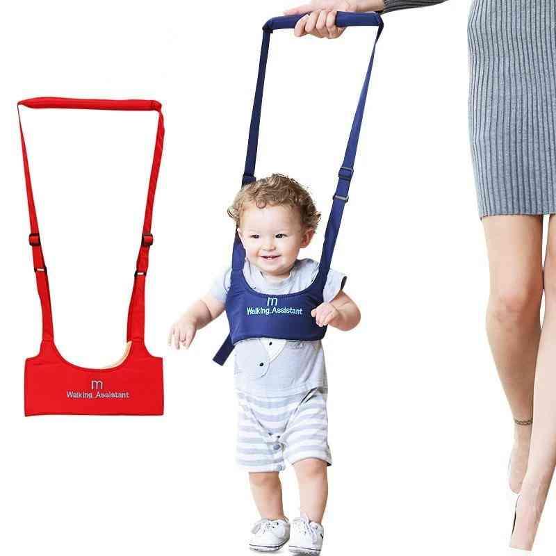 Soft Elastic Baby Learning Walking, Balance Walker, Toddler Belt With Adjustable Strap