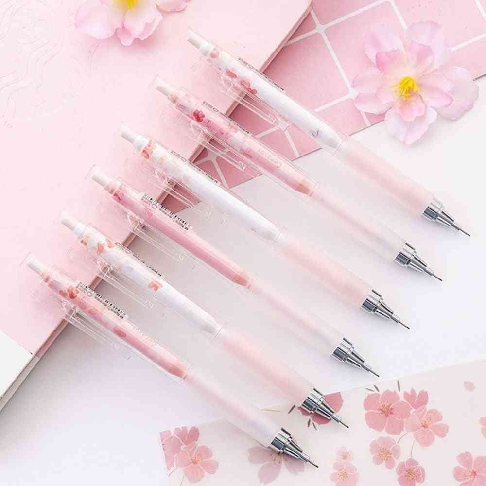 Lovely Cherry Blossoms Automatic Pencil