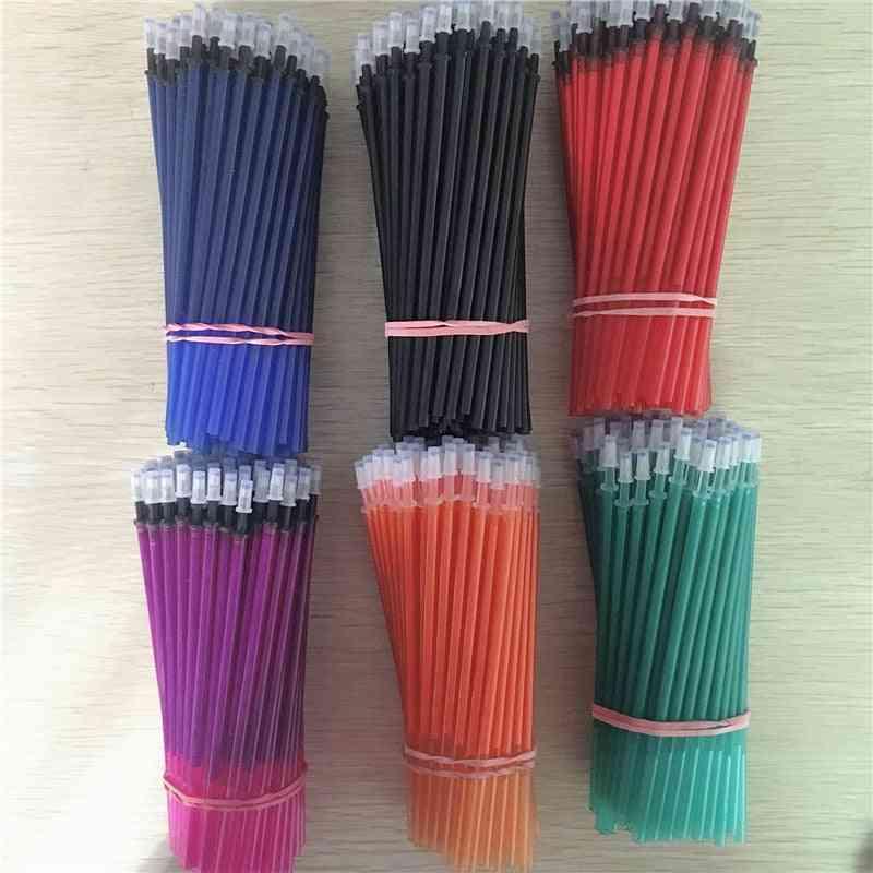 Ink Gel Pen, Erasable, Refill Rod 0.5mm, Writing Tool