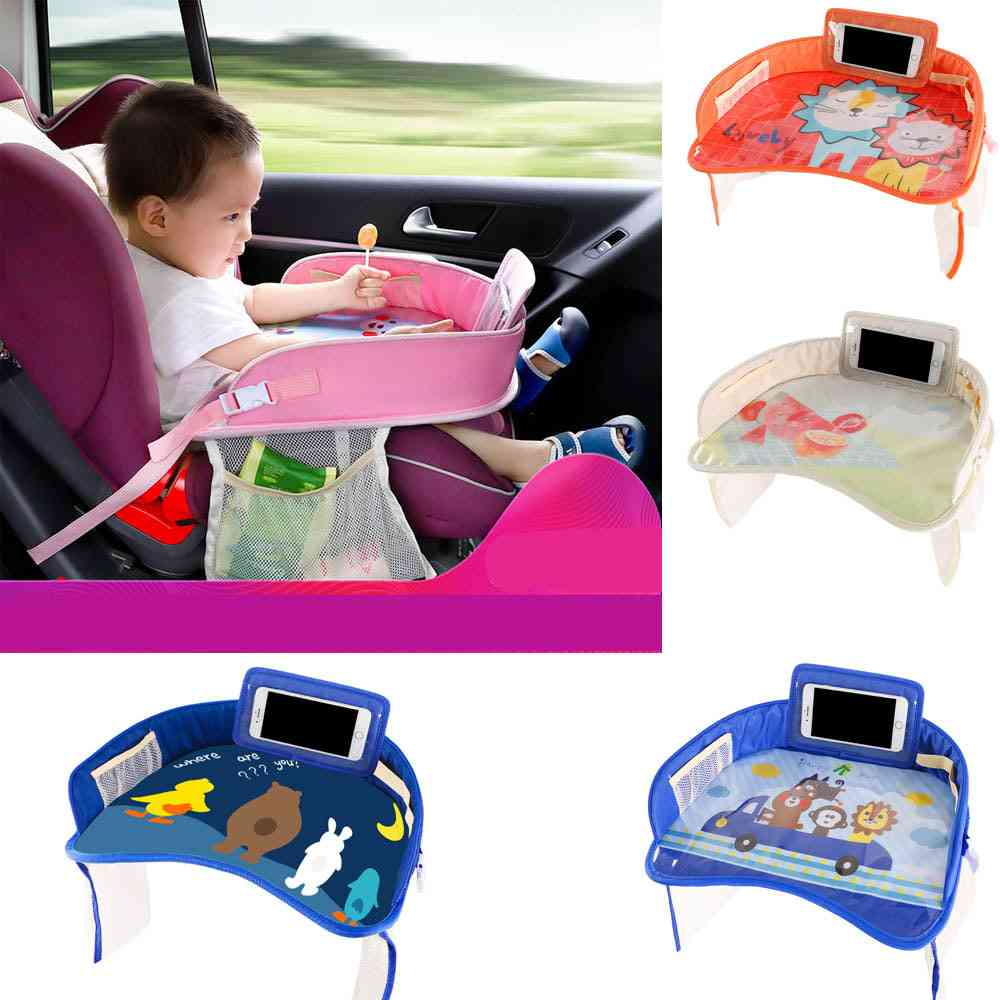 Food Water Holder Desk For Portable Plate Table