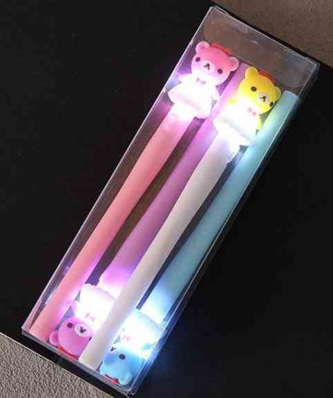 Unicorn Gel Pen For School Student Baby