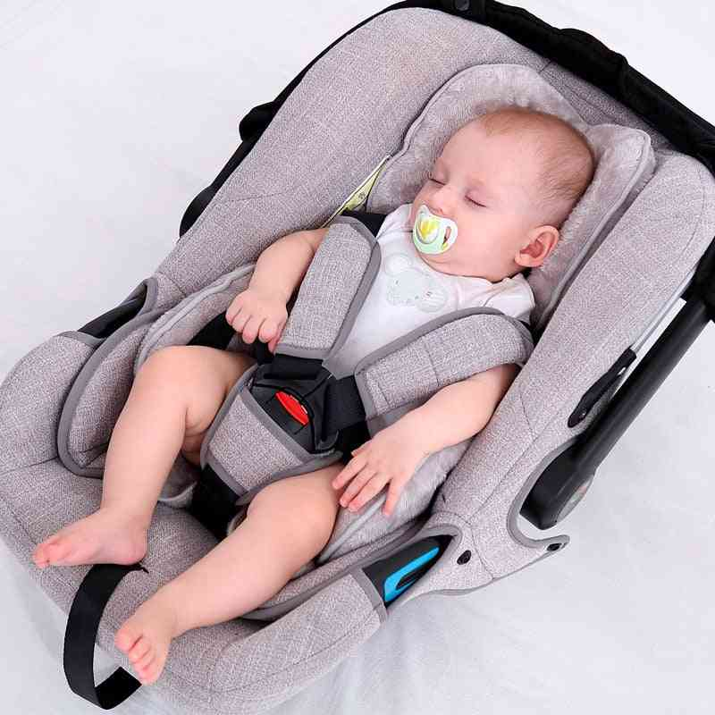 Ultra Soft & Breathable, Universal Fit, Detachable Baby Stroller- Sleeping Mat