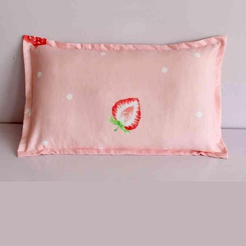 1 Piece Infant Pillowcase- 30x50cm Cotton Cover