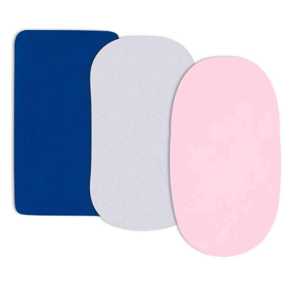 1 Pack Rectangle And Oval Bassinet Cover