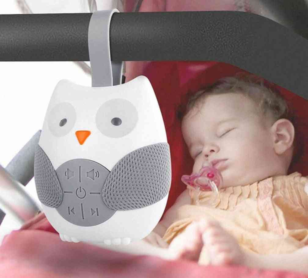 Owl Design Baby Sleep Soother-sound Machine