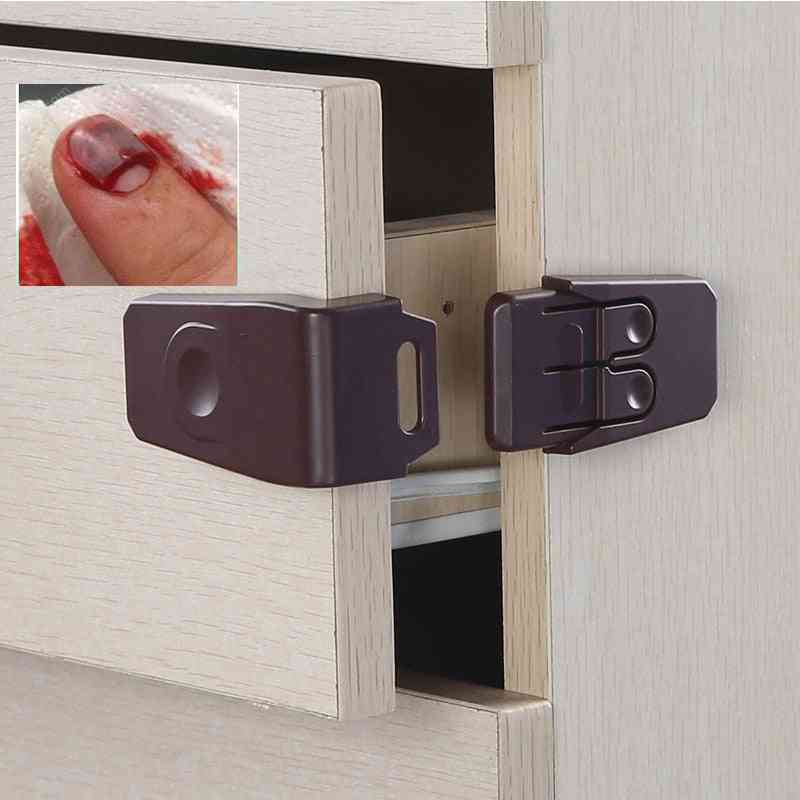 Baby Safety Cabinets Plastic Lock