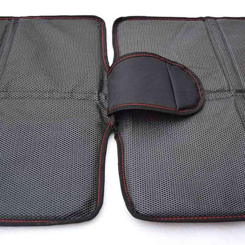 Easy Clean,  Anti-slip Car Seat Protector Cover