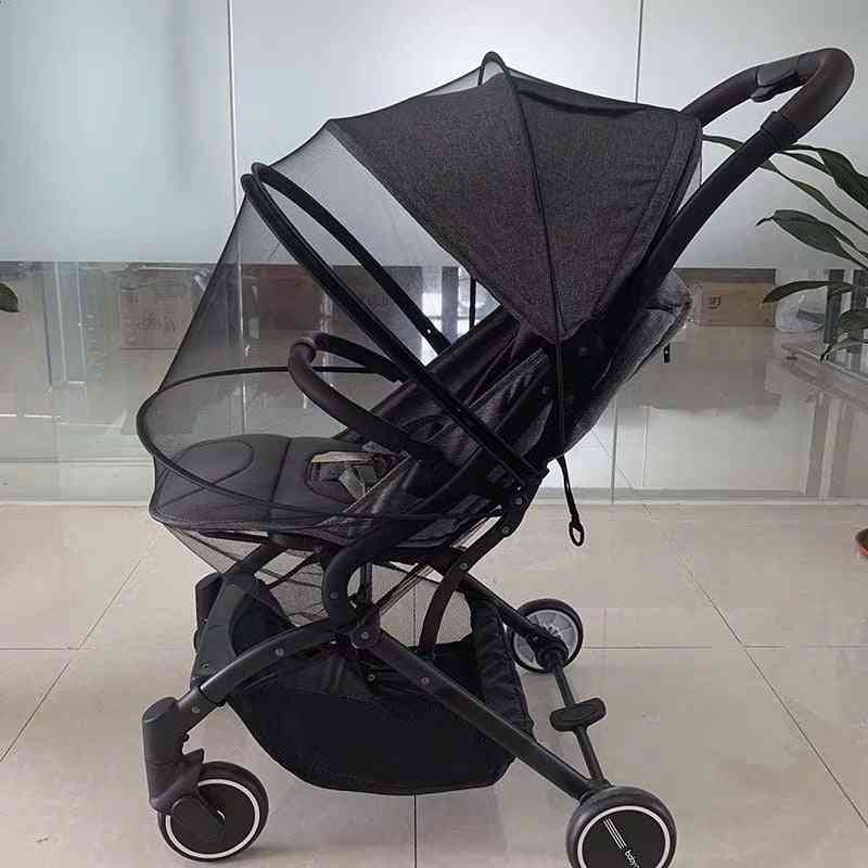 Fly Insect Protection Accessories- Baby Stroller Full Cover Mosquito Net