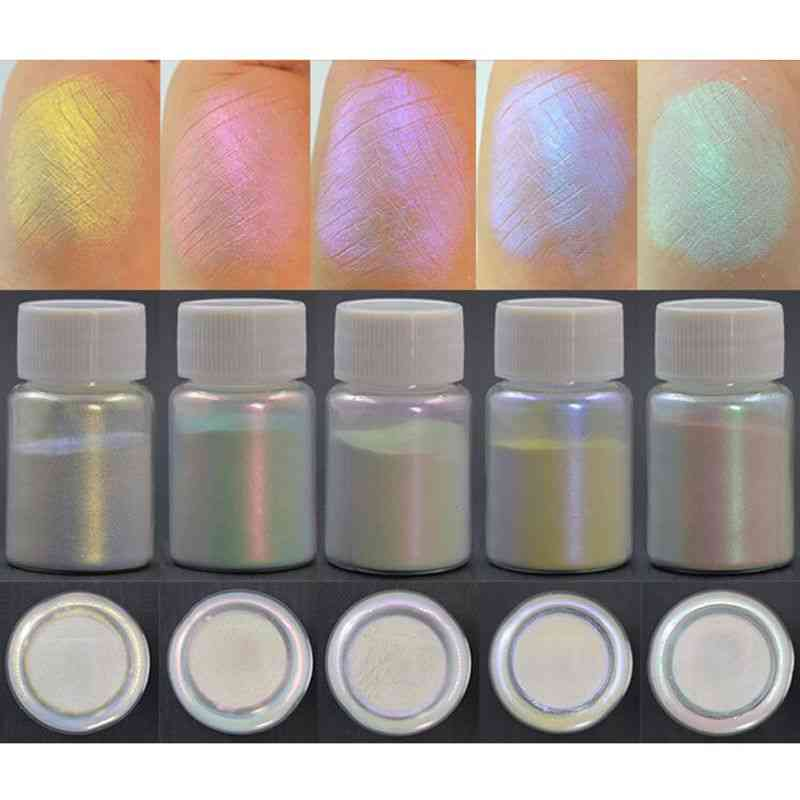 Magic Aurora Resin Mica Pearlescent Pigments Colorants Jewelry Making