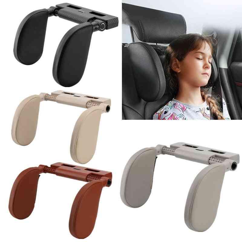 Adjustable Car Seat Headrest Pillow For Adults /children