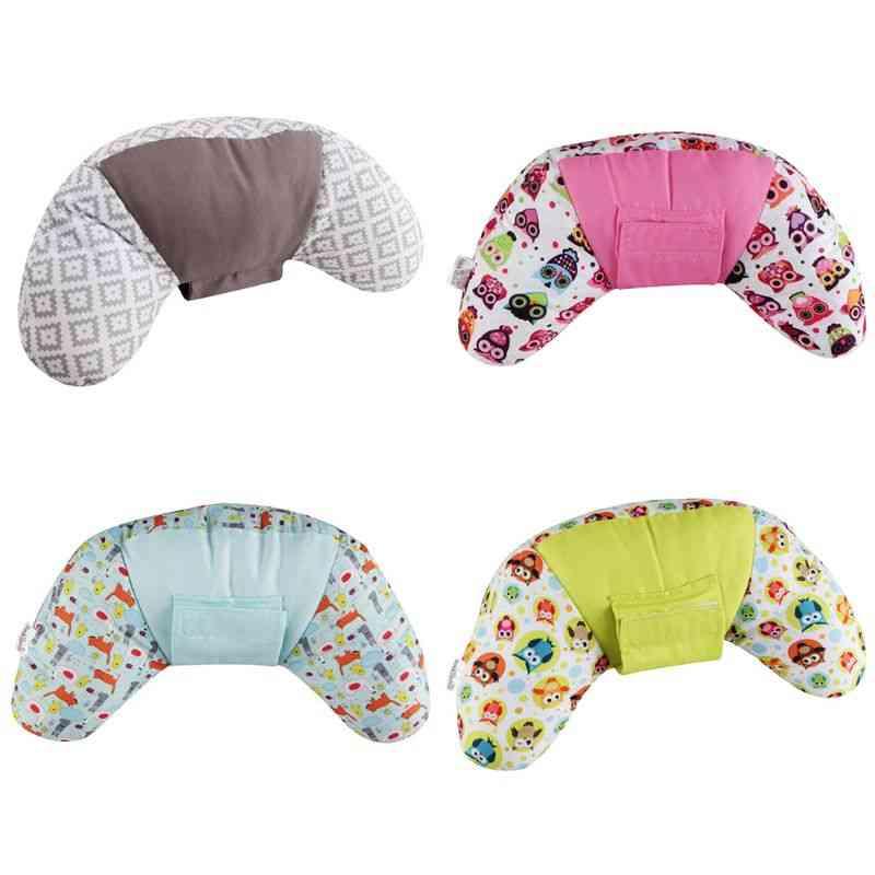 Shoulder/neck/head Support Side Sleeping Pillow