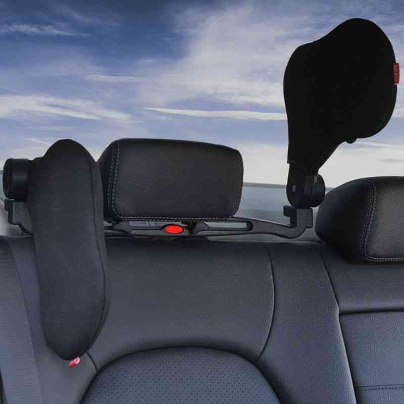 Portable And Space Saving, Ergonomic Design-car Seat Neck Pillow