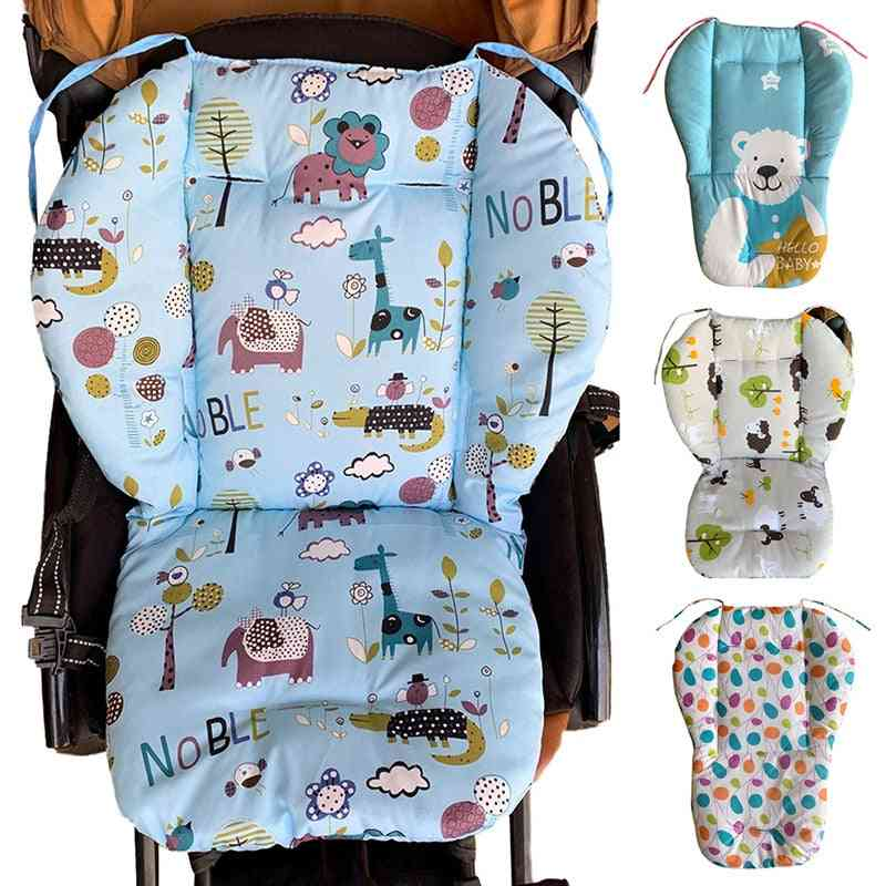 Universal Baby Stroller Seat, Cushion/liner Pads