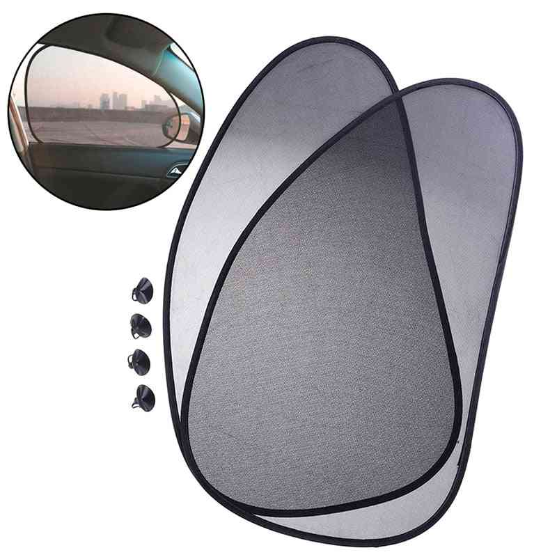 Car Rear Window Sunshade Cover With Suction Cups