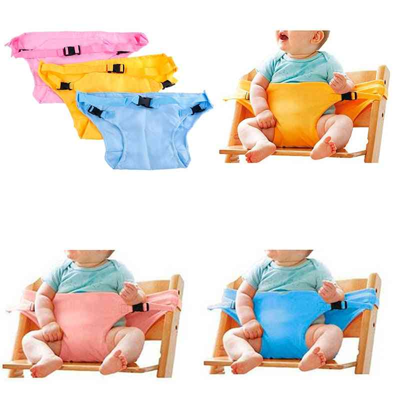 Baby Dining Lunch Chair/seat Safety Belt, Infant Dining Chair Cover/bebe Seguridad