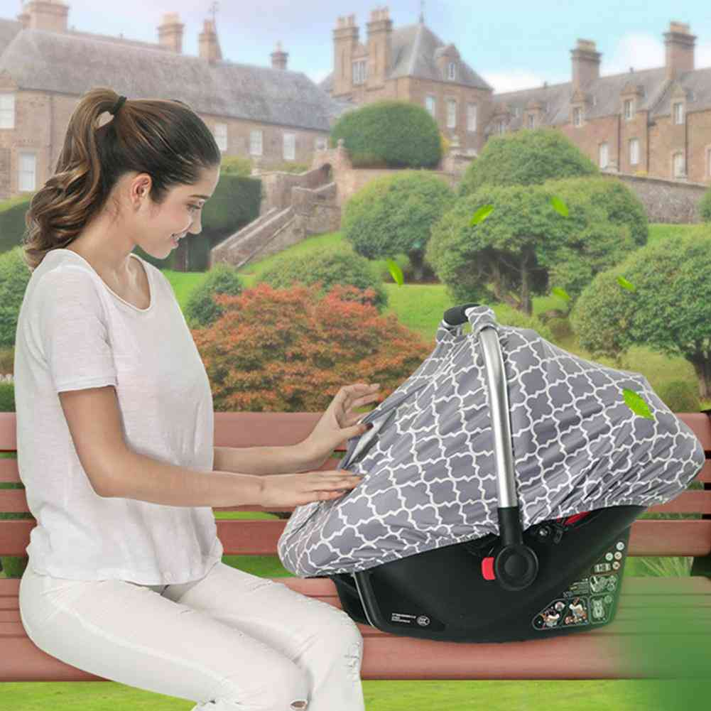 Multi-use Sunshade Cover For Baby Stroller