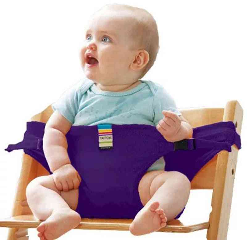 Baby Dining Chair Safety Belt Seat