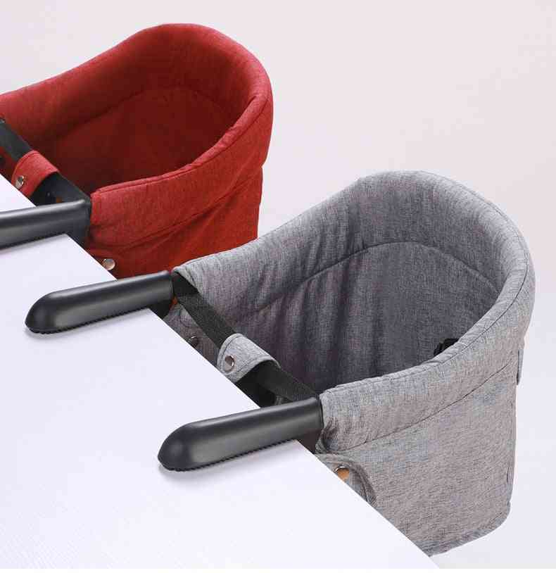 Baby Foldable Feeding Highchair Seat Booster