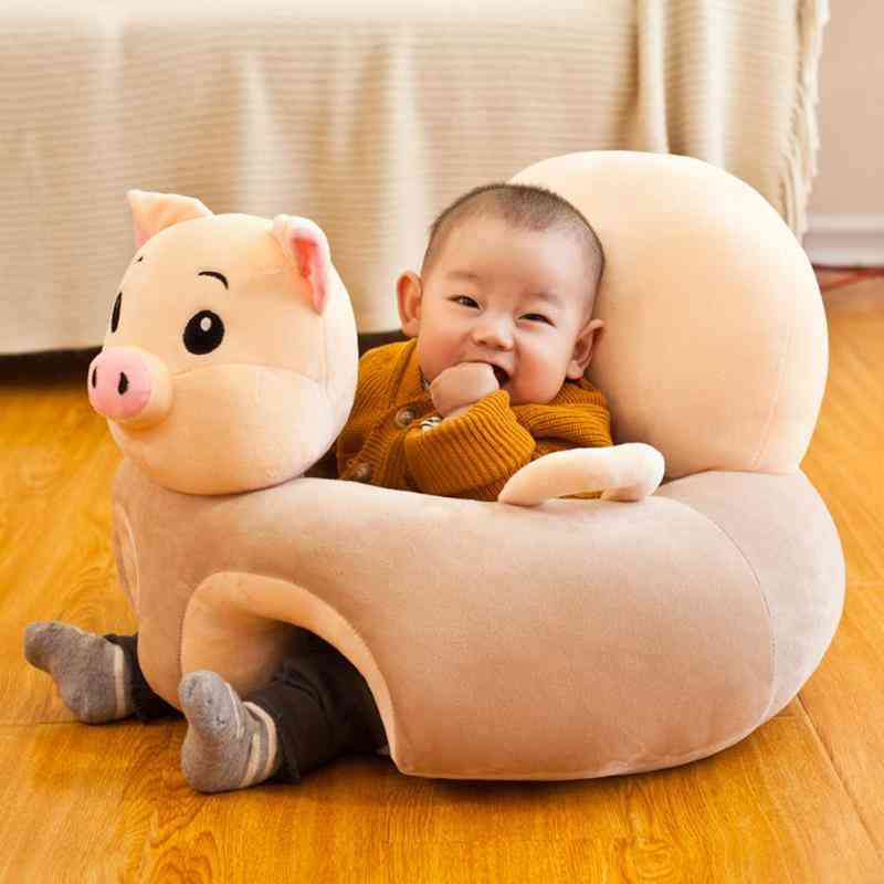 Baby Plush Chair,  Learning To Sit Tool