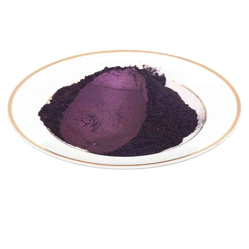Pearl Powder, Coating Mineral Mica Dye Colorant For Soap, Eye Shadow & Cars Crafts Acrylic Paint Pigment