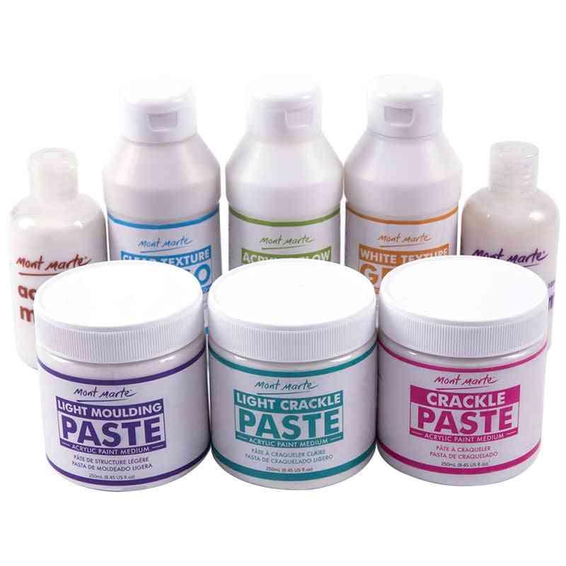 Acrylic Pigment Blend Liquid, Brightener Transparent Protective Paint