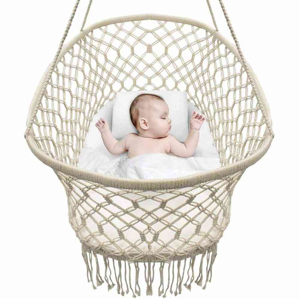 Baby Crib Hanging Cradle, Bassinet And Portable Swing