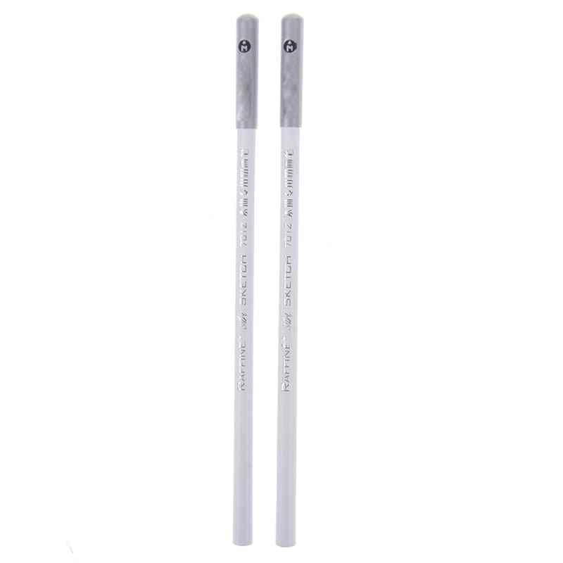 White Pastel Sketch Pencils-charcoal Drawing Art Tool