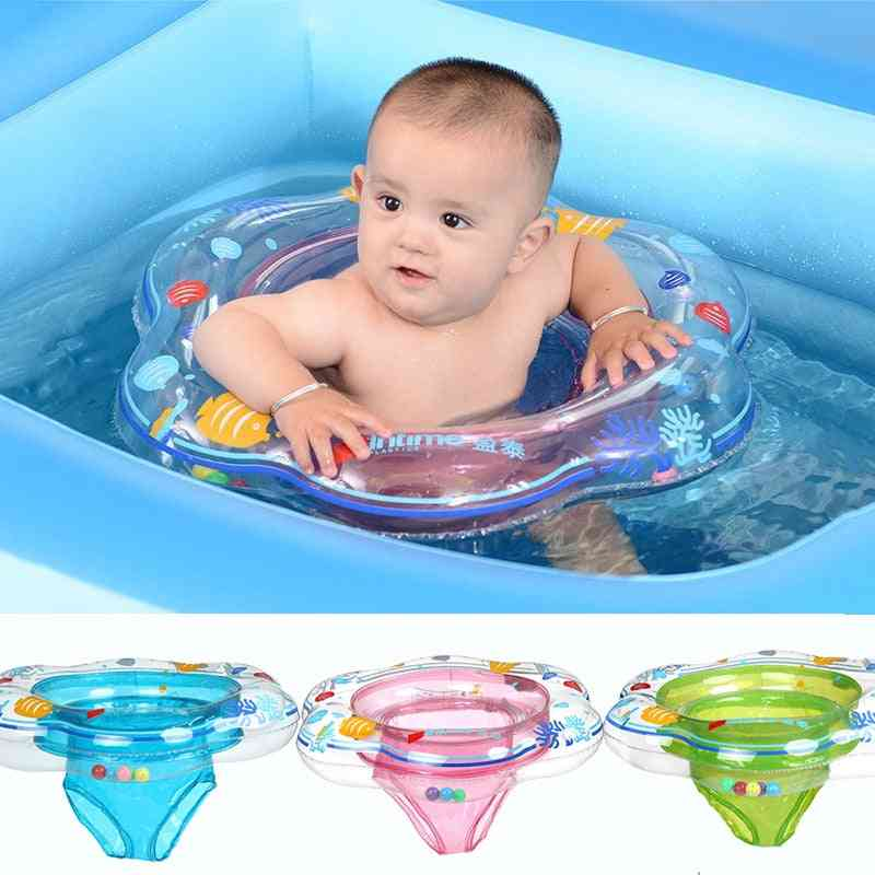 Inflatable Baby Float Swim Ring For Sit