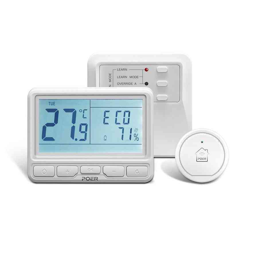 Wireless Digital Programmable, Wifi Smart Thermostat